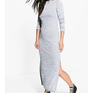 Knitted Maxi Dress 🤍